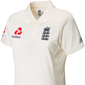 England Cricket Test Shirts