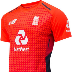 England Cricket ODI & T20 Shirts