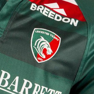 Leicester Tigers Rugby Shirts & Kit