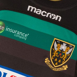 Northampton Saints Rugby Shirts & Kit