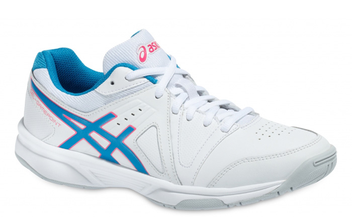 asics gel gamepoint damen