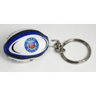 Bath Ball Keyring