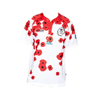 Army Poppy Rugby Shirt