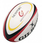 Newport Gwent Dragons Rugby Balls