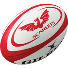 Scarlets Rugby Balls (Gilbert)