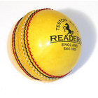 Readers Indoor Cricket Ball (Yellow)