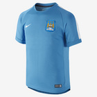 Manchester City Jnr Training Shirt 14/15