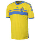 Sweden Home Football Shirt 2014/15
