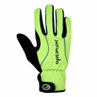 Optimum Cycling Winter Gloves - Fluro Gr