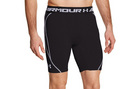 UA Armourvent Compression Shorts - Black