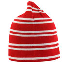Supporters Reversible Team Beanie - Red/White