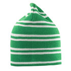 Supporters Reversible Team Beanie - Green/White