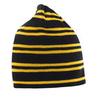 Supporters Reversible Team Beanie - Black/Gold