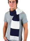 Supporters Scarf - White/Navy