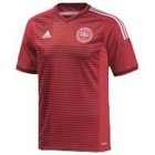 Denmark Home Football Shirt 2014/15