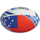 Samoa Rugby World Cup 2015 Flag Ball