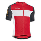 Joma Cycling Tour Jersey - Red