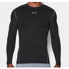 UA CG Armour Compression Crew - Black