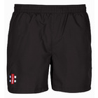 GN Storm Cricket Shorts - Black