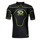 Optimum Origin Jnr Rugby Top - Blk/Yl