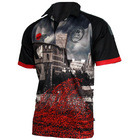 Army Women's Tower of London Poppy Shirt