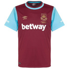 West Ham Junior Home Shirt 2015/16