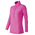 New Balance Women's Impact Half Zip Top