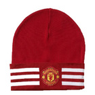Manchester United 3S Woolie Beanie Hat - Red