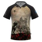 Army Battle of The Somme Rugby Shirt