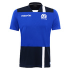 Scotland Rugby Poly Dry Gym Shirt