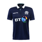Scotland Home Jnr Rugby Shirt 2016/17