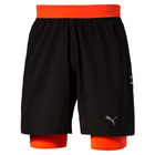 Puma Faster 2 in 1 Running Shorts