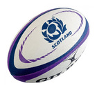 Gilbert Scotland Replica Rugby Ball