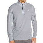 UA Streaker 1/4  Zip Run Top