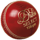 Duke Select A Cricket Ball Senior 5.5oz - Red