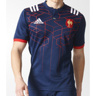 France Rugby Junior Home Shirt 2016/17