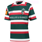 Leicester Tigers Junior Home Shirt 16/17