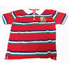 British & Irish Lions Jnr Striped Shirt