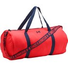UA Favourite Barrel Duffel Bag - Pomegranate/Navy