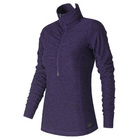 New Balance Women's Transit Half Zip Top