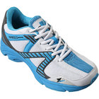 GN Velocity Blue Spike Cricket Shoes