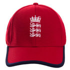 New Balance England T20 Cricket Cap - Crimson