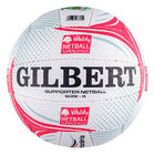 Gilbert Super League Logo Netball - Size 5
