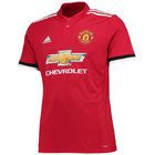 Manchester United Jnr Home Shirt 17/18