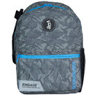 Kookaburra Engage Hockey Backpack - Camo/Blue