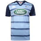 Cardiff Blues Rugby Shirt 2017/18