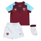 West Ham Home Baby Kit 2017/18