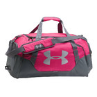 UA Undeniable Medium Duffle Bag 3.0 - Tropic Pink
