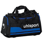 Uhlsport Basic Line 2.0 30L Sports Bag - Black/Royal