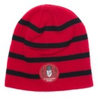 Gloucester Rugby Beanie Hat - Red/Black